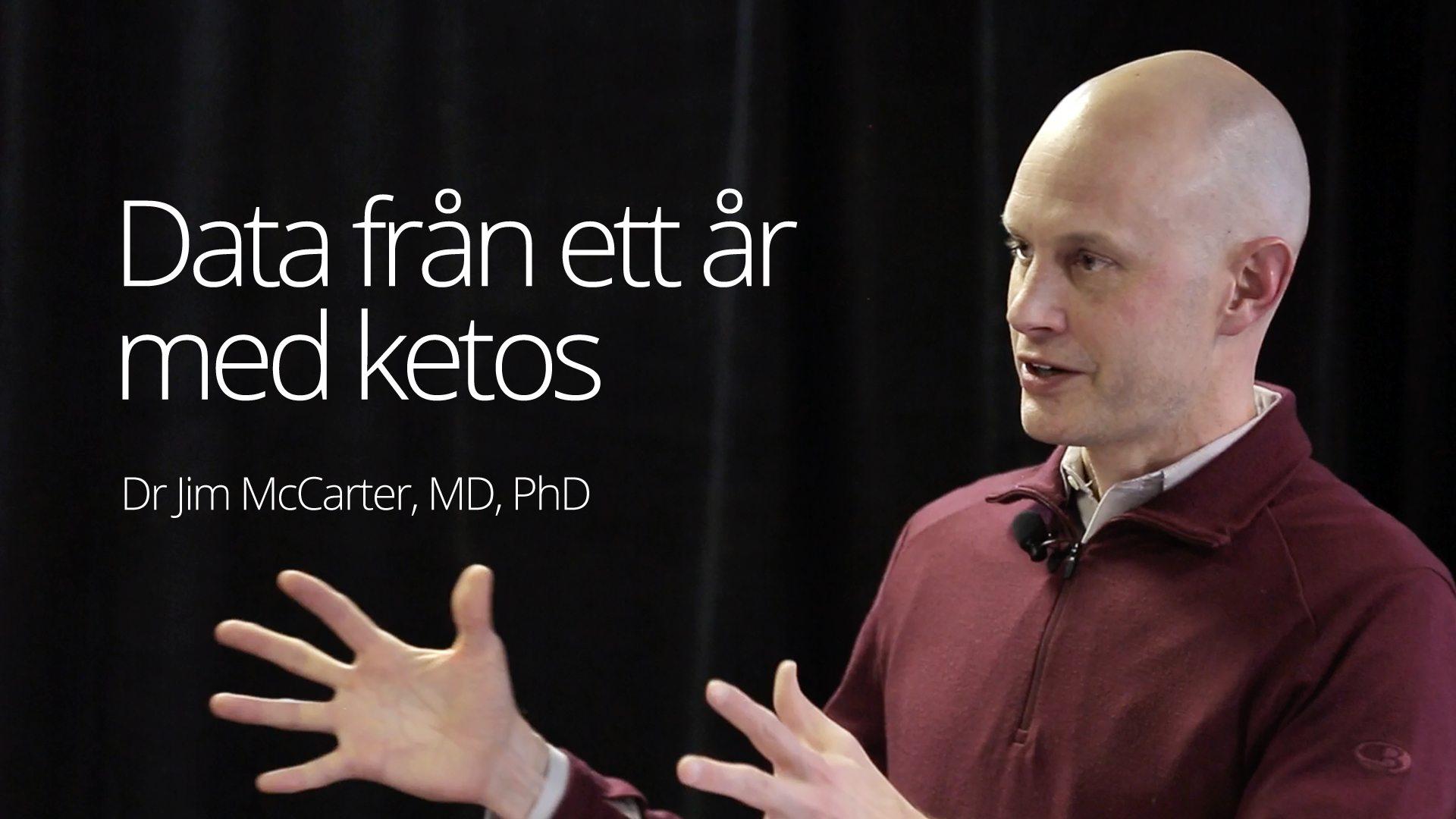 Dr. Jim McCarters presentation från Vail 2016