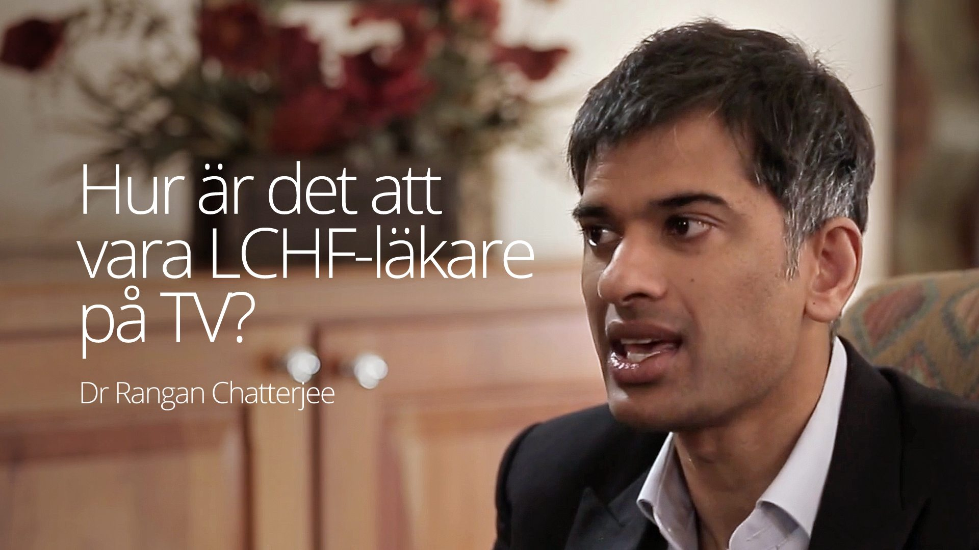 Dr. Rangan Chatterjee - What's It Like Being a Low-Carb Doctor on TV? (Vail 2016)