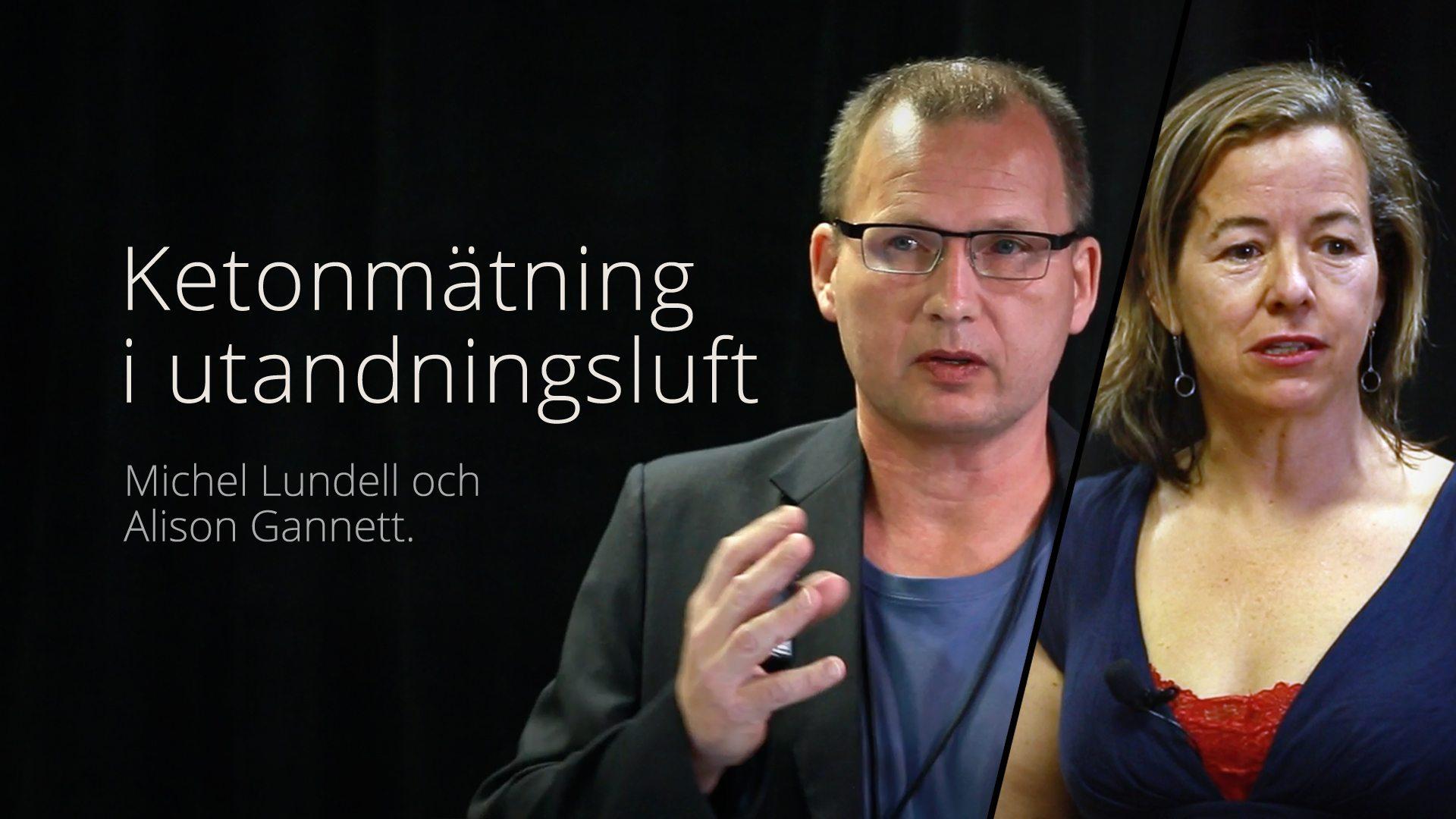 Michel Lundell & Alison Gannett - Using Ketone Breath Analysers (Vail 2016)