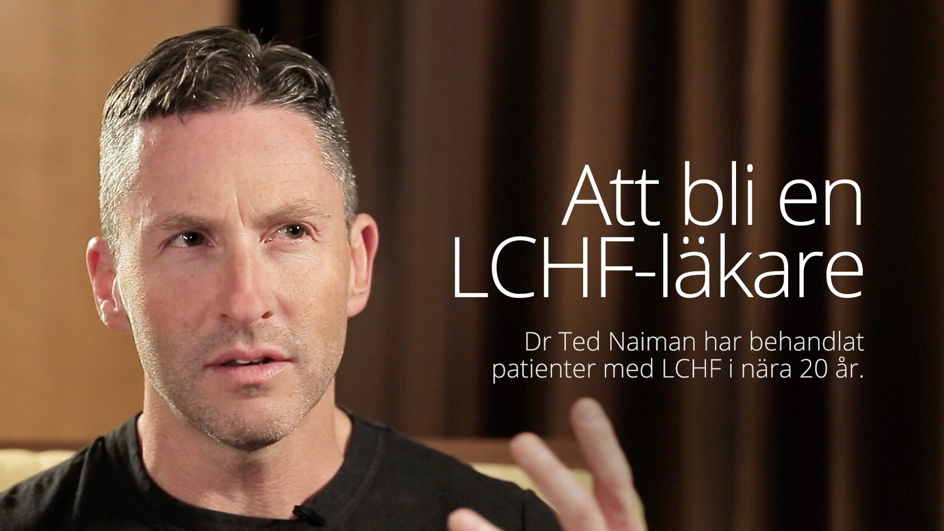 Dr. Ted Naiman - Finding a Low-Carb Doctor (LCC 2016)